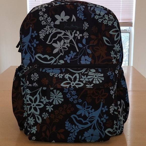 Vera Bradley Java Floral Backpack
